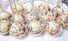 The Cake Mix Bakery - Rincon: Cake Pops, $30 Toward a Custom Cake, or Kids' Baking Class at the Cake Mix Bakery (Up to 48% Off)