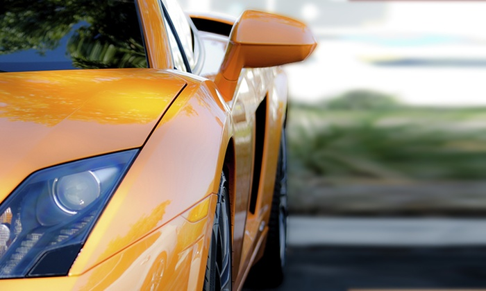 Opus Exotics - Denver: A Weekday or Weekend 19-Mile Exotic Car Driving Experience at Opus Exotics (Up to 51% Off)