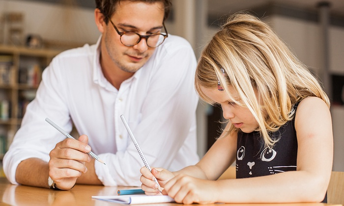 Curious Panda - Great Falls: $129 for Four 60-Minute Math-Tutoring Lessons for Grades K–12 at Curious Panda ($280 Value)