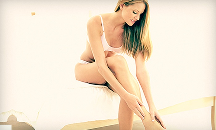 AgeLess MediSpa - Ormond Beach: Six Laser Hair-Removal Treatments on a Small, Medium, or Large Area at AgeLess MediSpa (Up to 91% Off)