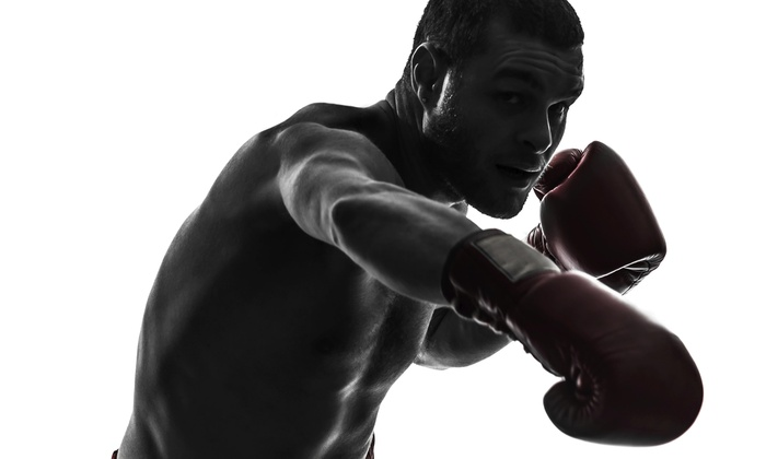 Chad Jakubowski Personal Training - Central Business District: $10 Off Purchase of One Hour Personal Kickboxing Class at Chad Jakubowski Personal Training