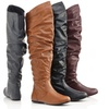 Carrini Over the Knee Slouchy Boots