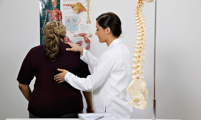 Maximize Chiropractic - Downtown: Chiropractic Consultation, Exam, and X-rays with One or Two Adjustments at Maximize Chiropractic (Up to 94% Off)