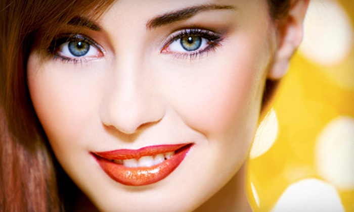 Mimosa Spa - Houston: Permanent Makeup for Lash Lines, Eyebrows, or Lips at Mimosa Spa (Half Off). Two Options Available.