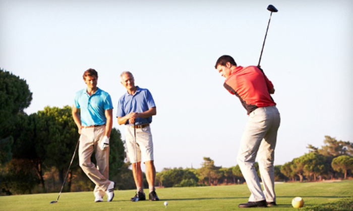 Green Hills Golf Course - Green Hill Park: 18-Hole Round of Golf with Cart Rental for Two at Green Hills Golf Course (Up to 51% Off). Two Options Available.