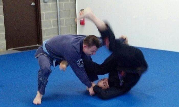 Olympus Fitness & Jiu-jitsu - Geneva: Five Brazilian Jiu-Jitsu Classes at Olympus Fitness & Jiu-Jitsu (54% Off)