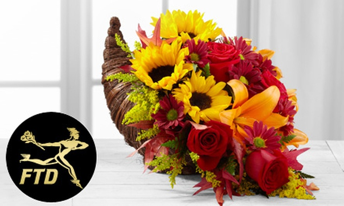 FTD: FTD – Half Off Flowers and Gifts $15 for $30 Worth of Flowers and Gifts from FTD