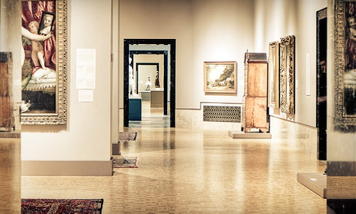 Joslyn Art Museum: $30 for a Family Membership to the Joslyn Art Museum ($60 Value)