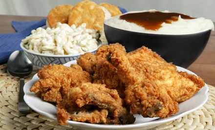 Soul-Food Meal for Two or Four at Taste of Soul by Annie Mae (Up to 58% Off)