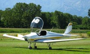 EssenzaVolo: Corso di cultura aeronautica con esperienza di volo su aeroplano o autogiro da 89 €