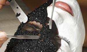 Institut Aroma Blue: Soin visage Fresh Caviar ou Hydra Clinic et modelage du dos Pacific Blue en option dès 29 € à l'Institut Aroma Blue