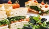Pallet Coffee Roasters - Grandview-Woodland: Build-Your-Own Sandwich plus Pastry and Beverage for One or Two at Pallet Coffee Roasters (Up to 48% Off)