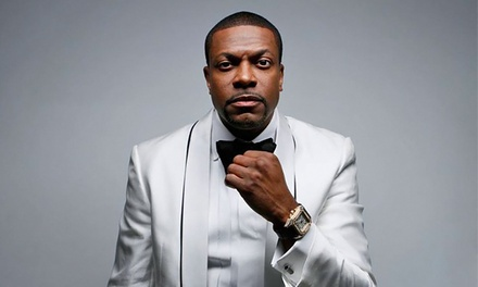 Chris Tucker at Savannah Civic Center on Saturday, April 25, at 8 p.m. (Up to 49% Off)