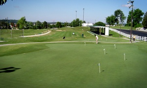 Fairways and Greens Golf Center: One-Month Titanium Membership for One or Two to Fairways and Greens Golf Center (Up to 66% Off)