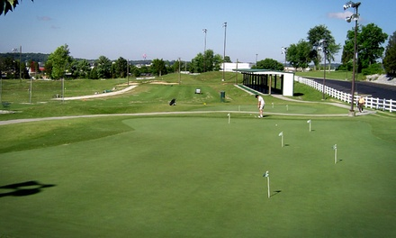 Up to 66% Off Membership to Golf Training Center