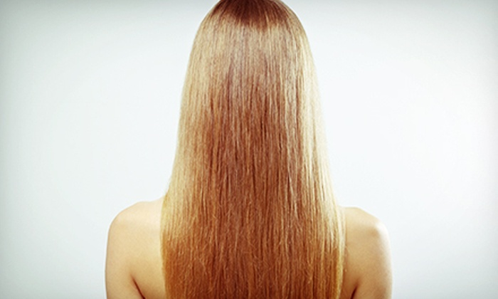 Cristina's Hair Salon - North Babylon: $89 for Brazilian Keratin Hair Treatment at Cristina's Hair Salon ($250 Value)