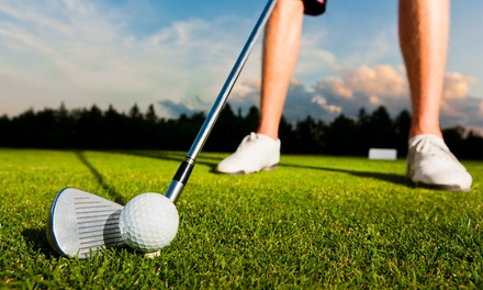 $59 for Five 18-Hole Rounds of Golf at Cedar Lake Golf Club ($200 Value)