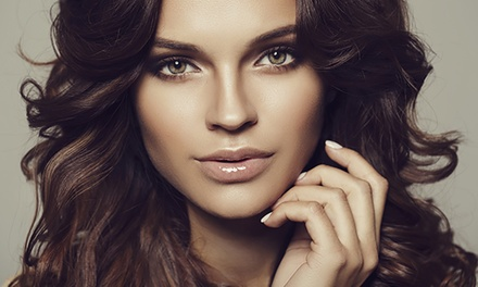 Wash, Cut and Blow-Dry Restyle or Half-Head Highlights with Cut and Blow-Dry at Spoilt Hair & Beauty (Up to 68% Off)