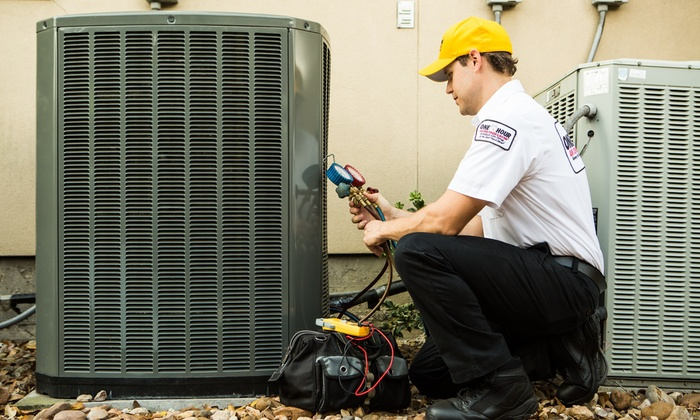 One Hour Heating & Air Conditioning - Charleston: HVAC Cleaning and Tune-Up from One Hour Heating & Air Conditioning (25% Off)
