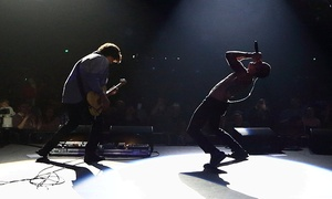 Stone Temple Pilots: Stone Temple Pilots & An Appetizer at House of Blues Cleveland on Tuesday, September 15, at 8 pm (Up to 16% Off)