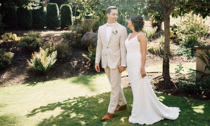 Annie Elena Photography - Seattle: $299 for $995 Worth of Wedding Photography — Annie Elena Photography