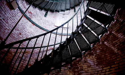 Ghost Tour for One, Two, or Four from Scary DC (Up to 50% Off)