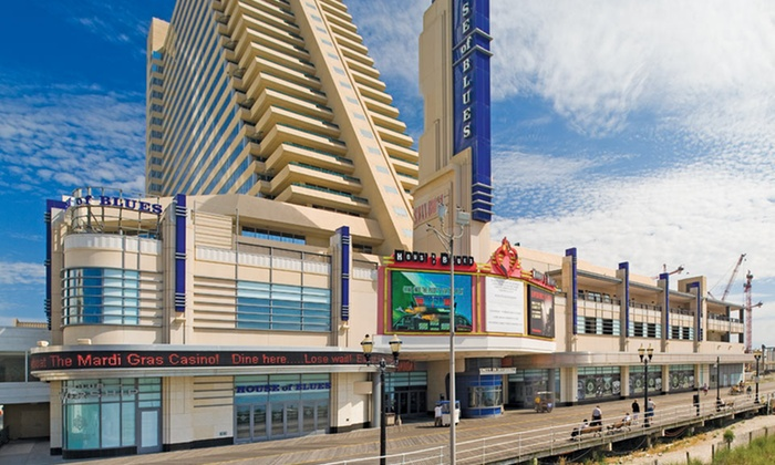 Showboat Atlantic City - Atlantic City, NJ: 1-Night Stay with Dinner at Showboat Atlantic City in Atlantic City, NJ