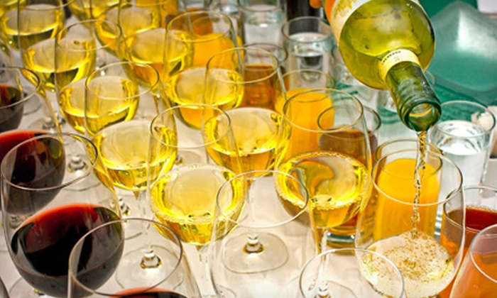 Wine & Walleye Festival - Ashtabula: Two or Four Wine-Tasting Entries at the Wine & Walleye Festival (Up to 51% Off)