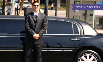 One-Way or Roundtrip Logan Airport Transportation in a Sedan or SUV from Boston North Limousine (Up to 54% Off)