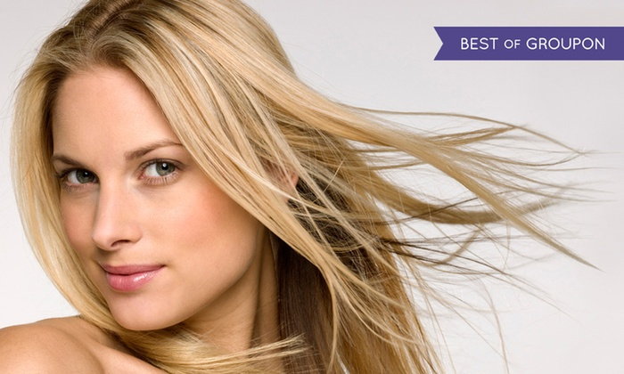 Metro Salons - Multiple Locations: Haircut with Options for Color or Partial or Full Highlights at Metro Salon (Up to 69% Off)