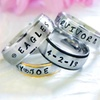 57% Off Custom Hand-Stamped Ring