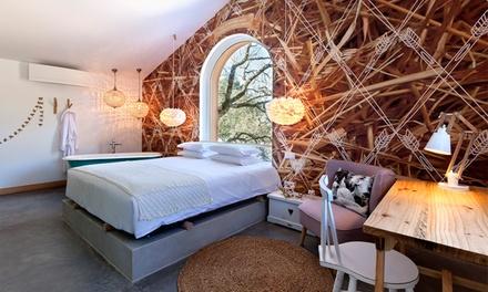 Luz Charming Houses — Fátima: 1 ou 2 noites para dois em quarto Superior com pequeno-almoço e welcome drink desde 89€