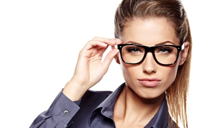$33 for $225 Toward a Complete Pair of Frames and Lenses at Pearle Vision
