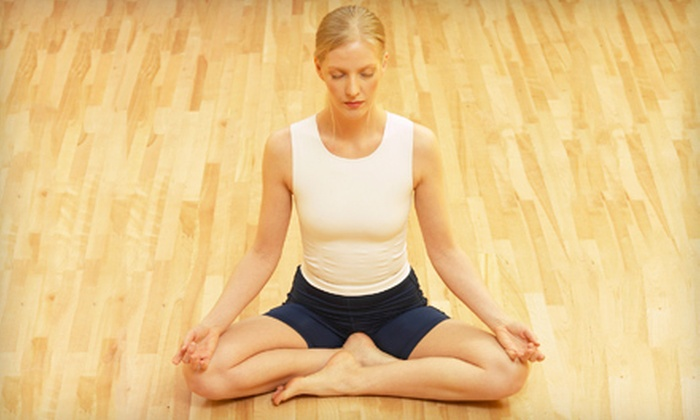 Yoga Center of Lodi - Lodi: 10 or 20 Classes at Yoga Center of Lodi (Up to 80% Off)