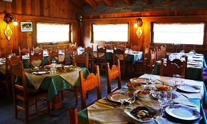 Locanda San Martino (Trento): Menutipico trentino con calice o bottiglia di vino per 2 o 4 persone da Locanda San Martino (sconto fino a 62%)