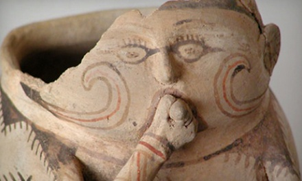 Admission for Two or Four, or Cochise Club Membership to The Amerind Museum (Up to 51% Off)