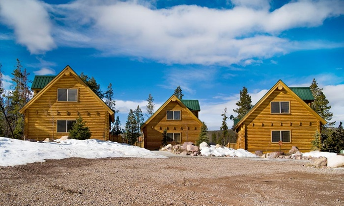 The Cabins at Bear River Lodge - Christmas Meadows, Utah: Stay at The Cabins at Bear River Lodge in Summit County, UT