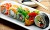 Sushi Mango - Highlands Ranch: Japanese Cuisine at Sushi Mango (Up to 53% Off). Three Options Available.