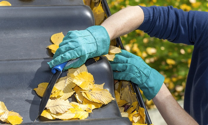 Pure Green Clean - Portland: Gutter Cleaning for Up to a 2000 or 3000 Sq. Ft. One- or Two-Story Home from Pure Green Clean (60% Off)