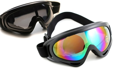 UV-Blocking Outdoor Sport Goggles