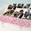 Up to 61% Off Personalized Fleece Blankets