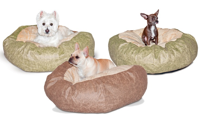 Cuddle Ball Dog Beds