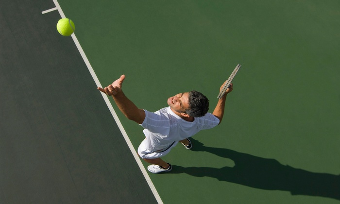Yorkville Tennis Club - Multiple Locations: Five Junior or Pee Wee Tennis Classes, or 10 Adult Classes at Yorkville Tennis Club (Up to 55% Off)