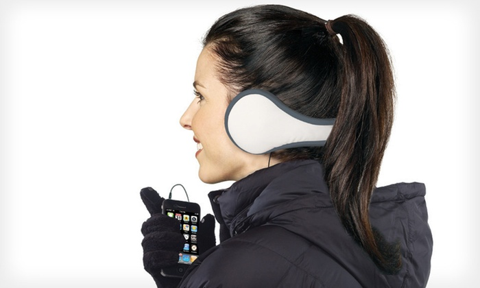 180s Fleece Ear Warmers with Headphones: $8 for 180s Fleece Ear Warmers with Headphones for Men or Women ($35 List Price)