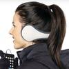 $8 for Fleece Ear Warmers with Headphones