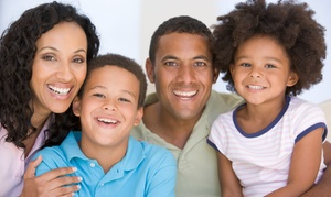 Gibbons Dental Group: $80 for a 60-Minute Dental Checkup with X-Rays and Cleaning from Gibbons Dental Group (75% Off)