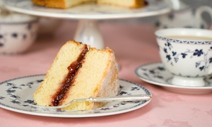 The Deli Cafe at Brailsford: Coffee and Cake for Two or Four at The Deli Cafe at Brailsford (Up to 61% Off)