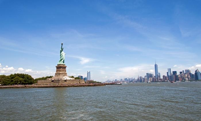 Vivaldi Podróże na cztery pory roku Sp. z o.o. - Katowice: Wycieczka do USA: 7-dniowa - Nowy Jork lub 11-dniowa - Kalifornia dla 1 osoby z przedpłatą od 1499 zł z Biurem Vivaldi