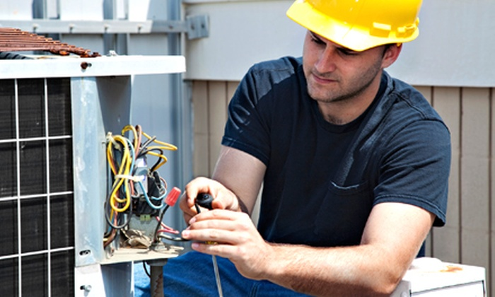 Freedom Heating and Cooling - Freedom Heating and Cooling: $139 for Air-Duct Cleaning and AC Tune-Up and Cleaning from Freedom Heating and Cooling ($457 Value)