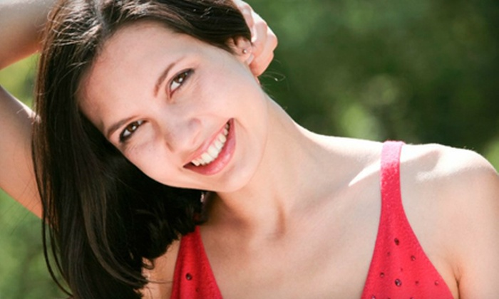 Mint Dental - Tudor Area: $99 for a Dental-Exam Package with X-rays, Cleaning, and Take-Home Teeth-Whitening Kit at Mint Dental (Up to $479 Value)